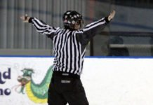 rec hockey refereeing
