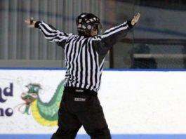 rec hockey refereeing