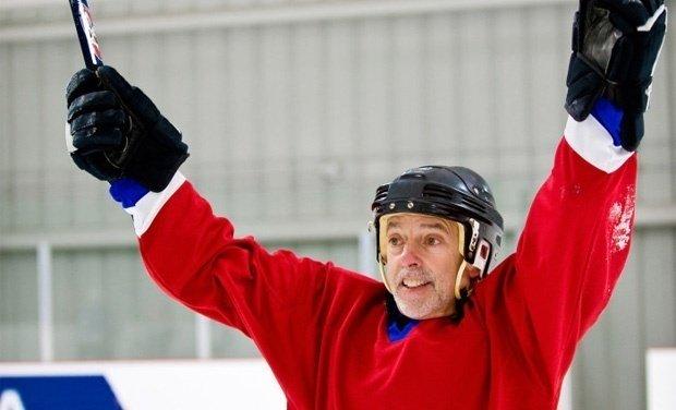 rec hockey addict