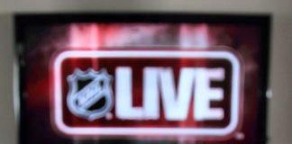 NHL Playoffs: 3 TVs, 3 Men & Me