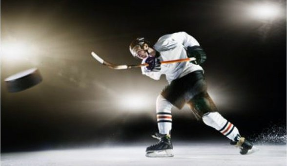 Transitions: From college hockey to rec hockey