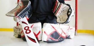 Custom Goalie Gear