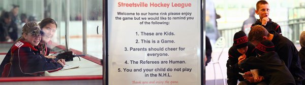 Hockey Parent