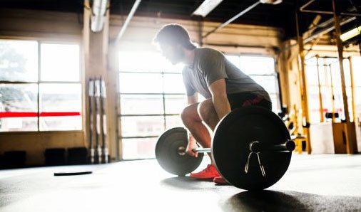 Weight Training for Hockey Players