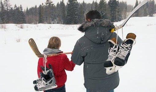True Hockey Dad