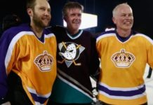 Alan Thicke-Celebrity Hockey Players