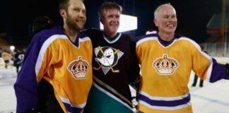 Alan Thicke-Celebrity Hockey Players