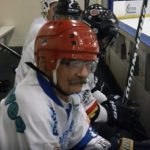 The Oldest Rec Hockey Player in the World