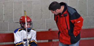 coach versus parents problem