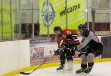 youth hockey tournament