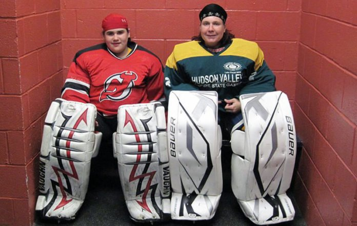 female goalies