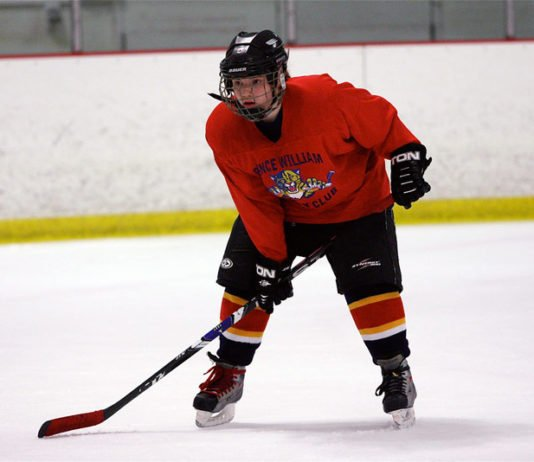 letter from a hockey player to his parents