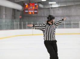 hockey officials