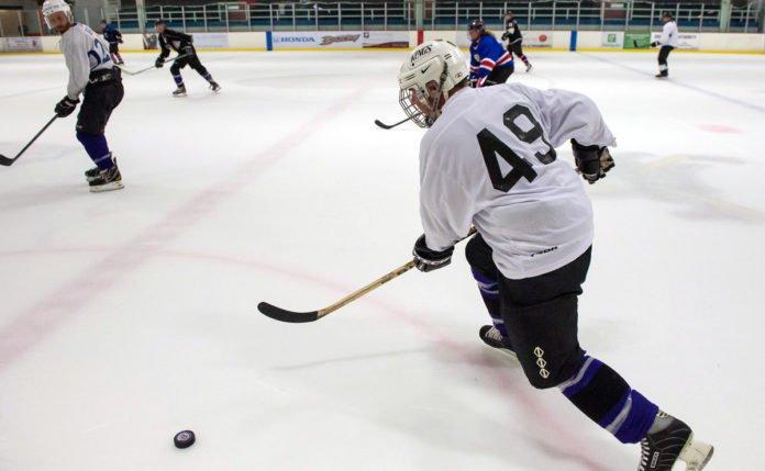 hockey fitness