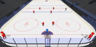 find it-hide it hockey drill