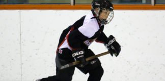 youth hockey performance
