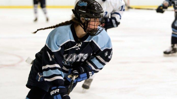 girls youth hockey