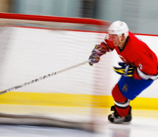 Building your hockey stamina