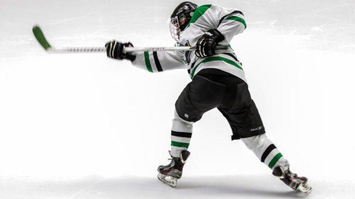 new hockey player