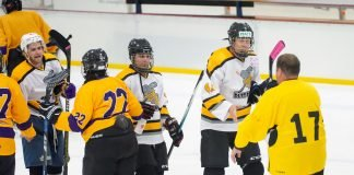 old men's hockey