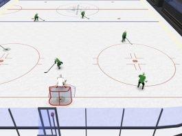 the covid carousel hockey drill